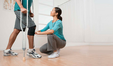 Fitness Quest Physical Therapy Knee Rehabilitation