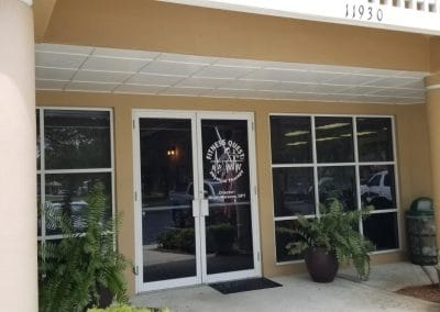 Physical Therapy Clinic Fort Myers Florida Entrance to building