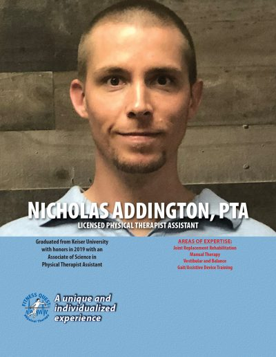 Profile picture of PTA at Punta Gorda Physical Therapy clinic