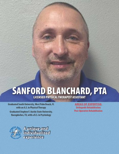 Male Physical Therapist Assistant Venice Florida
